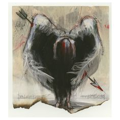 Derek Hess - Valentine II