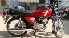 In the year Saif Nadeem Kawasaki Motors Limited was registered at Lahore Stock Exchange. The company's first plant was established at Sakkha Kot. Kawasaki Motor, Automotive News, Gto, Sport Bikes, Custom Bikes, Cars And Motorcycles, Pakistan, Sportbikes, Sport Motorcycles