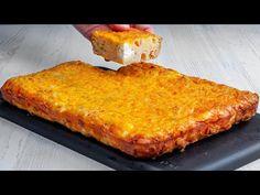 Din cele mai sanatoase ingrediente am pregatit rapid o gustare la pranz. Gustul e la superlativ! - YouTube Lasagna, French Toast, Brunch, Snacks, Breakfast, Ethnic Recipes, Food, Youtube, Vegetarian