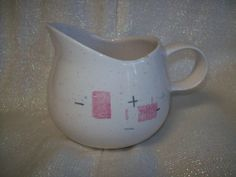 Original Vintage 50s Vernon Kilns Tickled by atomicbettiescloset