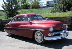 Classic Mercury Coupe