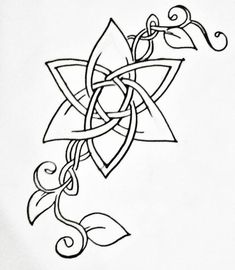 Celtic by AlizarinChaos - drawings_pintous Tattoos Skull, Cross Tattoos, Body Art Tattoos, Tatoos, Sleeve Tattoos, Celtic Symbols, Celtic Art, Celtic Dragon, Celtic Crafts