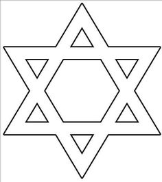 1000 images about jewish symbols on pinterest jewish for Jewish symbols coloring pages