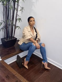 Black Girl Fashion, 80s Fashion, Fashion Killa, Korean Fashion, Fashion Looks, Womens Fashion, Fashion 2020, Classy Outfits, Chic Outfits