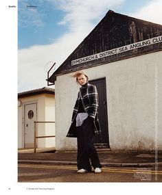 Six Effortlessly Stylish Coats (The New York Times Style Magazine)
