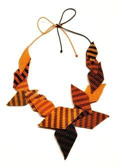 AMIRA MEDNICK macrame necklace $180