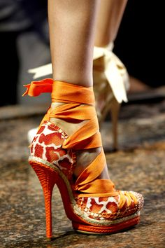 Christian Dior 2011 Spring Shoes | Sandals And Flip Flops