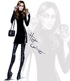 The Selfie Series by Hayden Williams: 'All Black Everything'