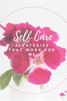 What have I learned about self-care in my 30's? For starters it doesn't make…