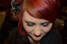 Pictures from my Hair and Makeup trial - done by the lovely Tammy at Intensifeye Styling