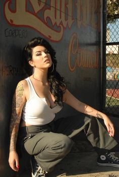 There's just Something about Cholas that fascinates me <3