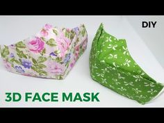 Mascarillas Peel Off, 3d Face, Hand Sewing, 3 D, Hands, Quilts, Youtube, Superhero, Sewing Pockets
