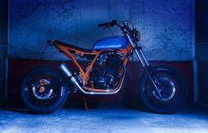Street DRacker by Blitz Motorcycles