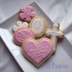 baptism by posh pastries