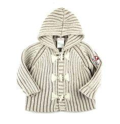 beige cardigan, cardigan for babies, Krickets for boys, Krickets sweater