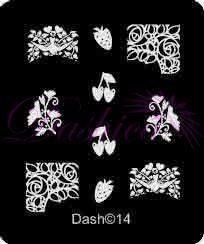 Dashica Image Plate - Dash 14