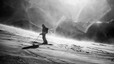 Stormy conditions during a backcountry ski tour in the Austrian Alps. Image available for licensing. Ski Touring, Video Photography, Niagara Falls, My Images, Skiing, My Photos, Conditioner, Tours, Photo And Video