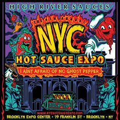 Hot off the press!!! After a weekend of sauce, spice, and killer sales for vendors, here is the list of winners of the ever coveted Screaming Mimi awards for 2016. It's a Fiery W…