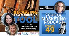 Blogging as a Marketing Tool (podcast #49) - guests from @SCSCommunity