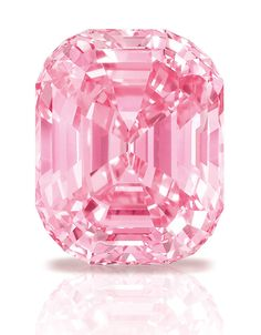 Laurence Graff broke the record for a single diamond purchase at the time in 2010 with this 24.78-carat pink diamond for $46 million, now known as the Graff Pink.