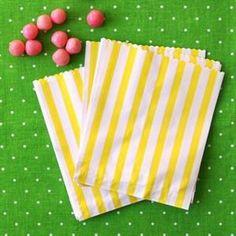 cutest little treat bags from Sweet Lulu