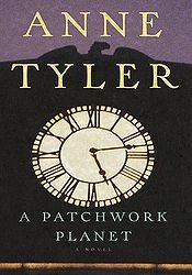 A Patchwork Planet by Anne Tyler - Relates the story of Baltimore's Barnaby Gaitlin, a furniture mover with a history of misdemeanors and a fair-weather girlfriend. Recommended by: Rosemarie Birofka, Librarian Trainee