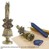 Harry Potter Tampon À Cacheter Hogwarts 10 Cm
