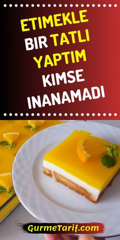 Portakal Soslu Nefis Etimek Tatlısı Tarifi – Kolay Tatlı Tarifleri We are proud to bring you the delicious meat dessert Orange Recipes, My Recipes, Snack Recipes, Dessert Recipes, Favorite Recipes, Snacks, Easy Desserts, Delicious Desserts, Orange Dessert