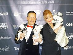 Anthony Rubio at The 2014 10th Annual New York Pet Fashion Show  The magical evening that was The 10th Annual New York Pet Fashion Show. Bella Mia won The 2014 Best Dressed Dog Award wearing Anthony Rubio Designs. Anthony Rubio won the 2014 Pet Fashion Designer Of The Year Award with his original convertible floral couture master piece. The 2014 New York Pet Fashion Show. #NYPetFashion