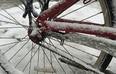 Safe Cycling After the Storm - velojoy Winter Cycling, After The Storm, Comfort And Joy, Snow, City, Travel, Viajes, Cities, Destinations