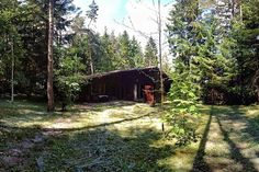 Check out this awesome listing on Airbnb: Cozy cabin in the woods - Cabins for Rent in Emmingen-Liptingen