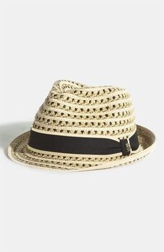 9a8acc7e82f Derby Gear  Tommy Bahama Braided Paper Fedora available at  Nordstrom  45   ThingstoWear Trilby