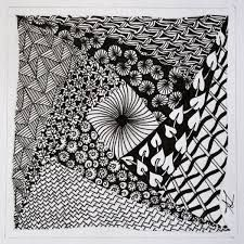 Resultado de imagen para zentangle