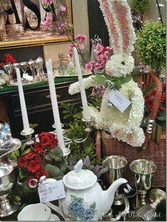 flea/antique market…the Queen of Hearts in Alpharetta, Georgia!