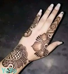 Best 12 Go to my board for latest mehndi designs…. Latest Arabic Mehndi Designs, Latest Bridal Mehndi Designs, Back Hand Mehndi Designs, Simple Arabic Mehndi Designs, Henna Art Designs, Stylish Mehndi Designs, Mehndi Designs For Beginners, Mehndi Design Images, Wedding Mehndi Designs