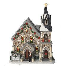 nicholas square village collection at kohls shop the wide selection of holiday villages and accessories including this st nicholas square village