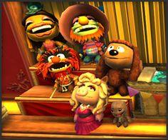 LittleBigPlanet 2 x Muppets