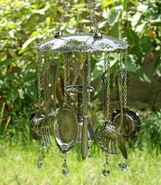 Wind Chime Windchime Suncatcher Garden Decor Outdoor