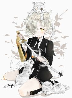 Horoscopes in Anime Anime Neko, Manga Anime, Anime Art, Kawaii Chibi, Kawaii Anime, Art Manga, Anime Child, Anime People, Cute Anime Boy