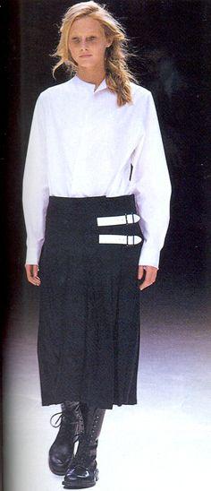 || yohji yamamoto | fall/winter 1999