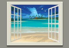 "David Miller Seascape Painting ""Summer Breeze"""