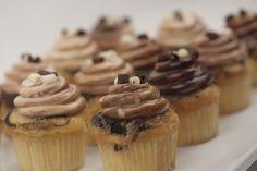 Marble - #cupcakes #eddascakes - http://eddascakes.com