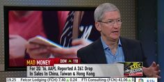 Interview de Tim Cook sur la chaîne CNBC