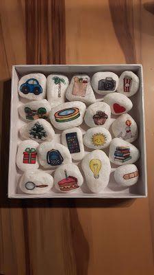 Grundschul-Ideenbox: Erzählsteine zum mündlichen Erzählen oder Geschichten schreiben