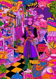 Aesthetic Art, Aesthetic Anime, Japanese Aesthetic, Japanese Style, Japanese Art, Pretty Art, Cute Art, Animes Wallpapers, Cute Wallpapers