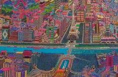 art brut naif villes - Recherche Google