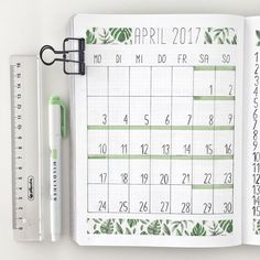 15 Monthly Bullet Journal Spread Ideas That Are Crazy Creative - - Get inspiration for your bullet journal. Monthly bullet journal spread ideas that you need to see! Get inspired, creative and productive this month. Bullet Journal Agenda, Bullet Journal Monthly Spread, Bullet Journal Ideas Pages, Bullet Journal Inspo, Journal Pages, Bullet Journal Washi Tape, Bujo Monthly Spread, Journal Art, Bullet Journal Calendar Ideas