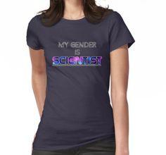 My Gender is SCIENTIST by RandomDraggon