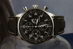 Sinn's 956, also awesome, but prefer the black case.