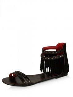 ZEBBA Tassel Detailed Flats  in Women Flats and Ballets Shoes By Koovs